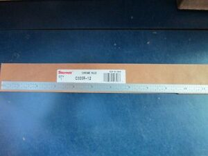 Starrett C305r 12 Full Flexible Steel Rule 12 Scale New unused