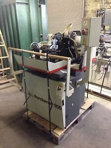 Profile Grinder By Weinig Model Rondamat Model R 950 In Good Condition used