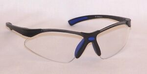 10 Pairs Venusx Safety Shooting Glasses Clear Lens S7610 Free Shipping