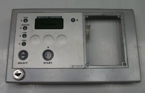 Wascomat Stack Dryer Td3030 Right Control Panel 032243 And Touch Pad 196922