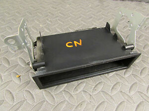 Dash Mount Radio Bracket Toyota Pickup Pick Up Truck 4runner 4 Runner Wth Cubby