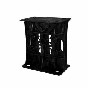 Rack a tiers 11455 2 Piece Multi purpose Wire Dispenser Stands One Sz Fits All