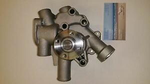Yanmar Water Pump B17 B17 2b
