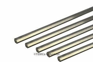 5x 5 16 Inch 18 Long 304 Stainless Steel Hex Bar Lathe Ss Rod Stock 3125