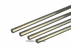 4x 5 16 Inch 24 Long 304 Stainless Steel Hex Bar Lathe Ss Rod Stock 3125