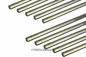 10 Lot 5 16 Inch 24 Long 304 Stainless Steel Hex Bar Ss Rod Stock 3125