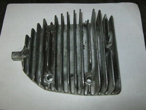 Antique Briggs Stratton Gas Engine Aluminum Cylinder Head R Or W 68641