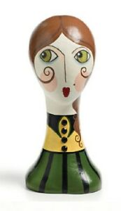 Lulu Mannequin Art Head Bust Flapper Retro Look Hat Stand Cyzon Designer