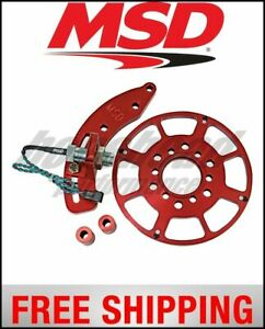 Msd Ignition Crank Trigger Kit Small Block Ford