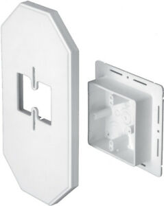Arlington 8091fdbl Siding Box W mega Mounting Plate For Large Fixtures 10 Pack