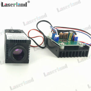 Laserland Focusable 5vdc 2 4w 980nm Ir Infrared Laser Dot Diode Module W ttl