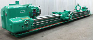 American Model 25 X 312 Geared Head Engine Lathe