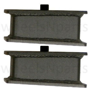 3 Fabricated Steel Lift Blocks Pair For Rear Axle 1996 2018 Toyota Tacoma Truck