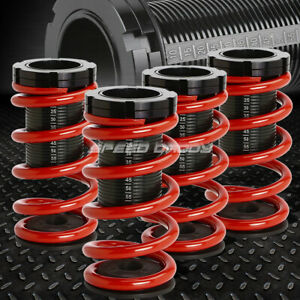 For 94 99 Celica T200 Red 1 3 Adjustable Coilover Suspension Lowering Spring