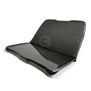 Mustang 15 18 Ford Carbon Fiber Rear Seat Delete Ac Rsd15fdmu