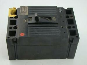 Ge Circuit Breaker 3 Pole 60 Amp Ted134060