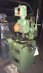 Eisele Model Vms 11 s Cold Saw