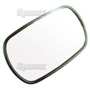 Universal Mount Tractor Cab Mirror 6x10