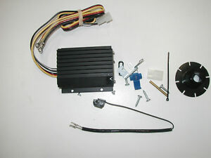 Bentley Ignition Amplifier Kit For S2 S3 T1 Or T2