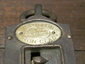 Chatillons Iron Clad 300lb Antique Meat Scale