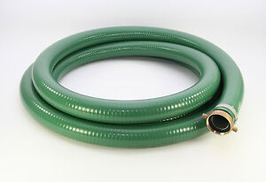 2 Pvc Water Suction Hose 20 Ft
