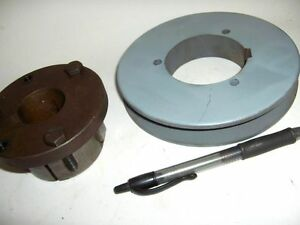 100s V Belt Pulley Browning 5 875 Od Wbore Bushing
