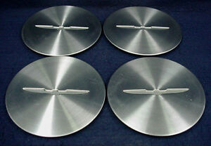 Ford Thunderbird Sc Supercharged 93 95 Machined Center Caps Set Of 4 Oem