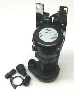 Ice Machine Water Pump 230 Volts For Manitowoc 7626013 76 2601 3