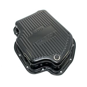 Gm Chevy Turbo 400 Black Automatic Transmission Deep Pan Extra Capacity Th400