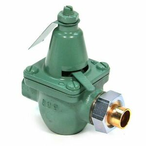 New Taco 329 3 1 2 Cast Iron Pressure Reducing Valve