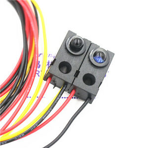 2x Correlation Photoelectric Switch Infrared Sensor Qt50cm Distance For Arduino