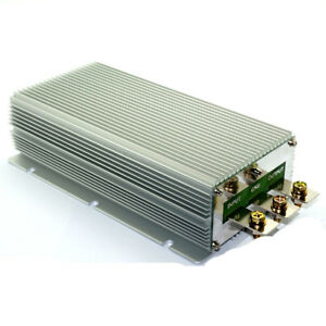 New Dc Converter 12v To 24v 40a 960w Step up Boost Power Supply Module Car