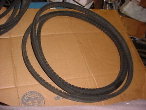 V belt C180 For Gravel Pit conveyor machine combine auger construction 7 8 X 154
