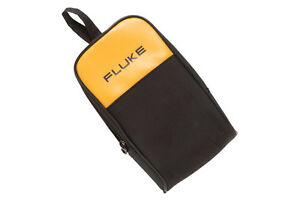 Fluke C25 Accessory Carry Case Belt Zipper Soft Bag