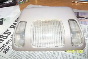 Dome Light Jeep Cherokee Xj 1997 2001 97 01 Light Or Dark Gray