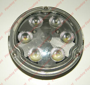 Hi Low 4 5 Led Sealed Beam Light For John Deere 4440 4450 4455 4620 4630