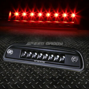 For 95 17 Toyota Tacoma Led Third 3rd Tail Brake Light Stop Parking Lamp Black