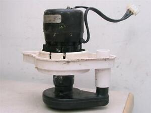 Manitowoc Ice Machine Water Pump Model Msp2 P n 000001153 115 60 1 Volts 42amps