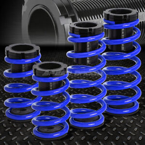 For 93 97 Ford Probe mx6 Blue 1 3 adjustable Coilover Suspension Lowering Spring
