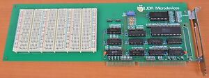 Jdr Microdevices Breadboard On A Card 16 bit With I o Decode Pds 611 Free Ship