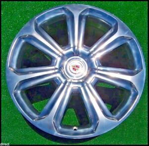 New Factory Cadillac Wheel Srx Genuine Gm Oem Polished 2013 2015 2016 20 In 4708
