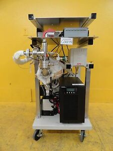 Leybold Inficon 903 001 g3 Transpector Gas Analysis System Ipc 50 Turbovac Used
