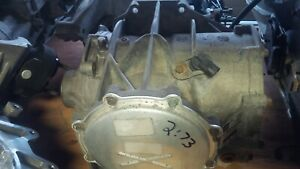 97 04 Corvette C5 Rear Differential 2 73 Ratio Carrier Deal Two Rib