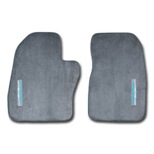 1993 1995 Ford F 150 Lightning Custom Fit Carpet Logo Floor Mats
