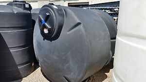 550 Gal rain Water Harvesting Collecting Tanks Norwesco