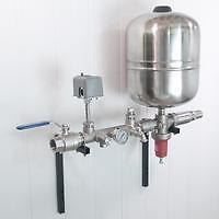 Stainless Steel Cycle Stop Valve Constant Pressure System With Zs18 Ss