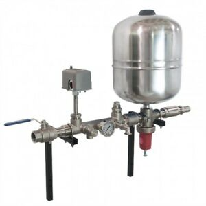 Stainless Steel Cycle Stop Valve Constant Pressure System With Zs18 Stainless