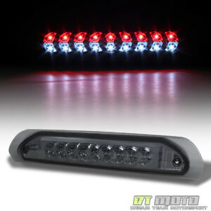 Smoke Lens 2002 2008 Dodge Ram 1500 2500 3500 Led 3rd Brake Light Cargo Lamp
