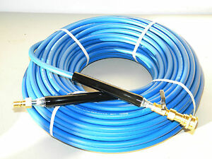 Carpet Cleaning 200ft High Pressure Truckmount Solution Hose