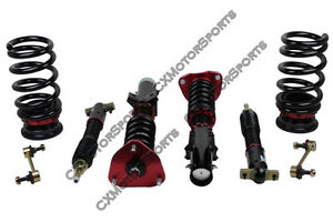 Cxracing 7 14kg Damper Coilover Suspension Kit For 2015 2016 Ford Mustang